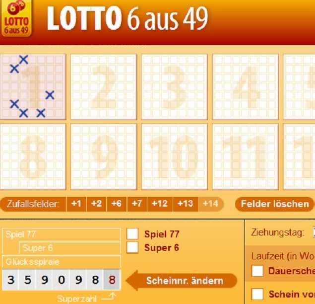 árösszehasonlítás: lottó Németország (6 ki 49) | lottodeals.org