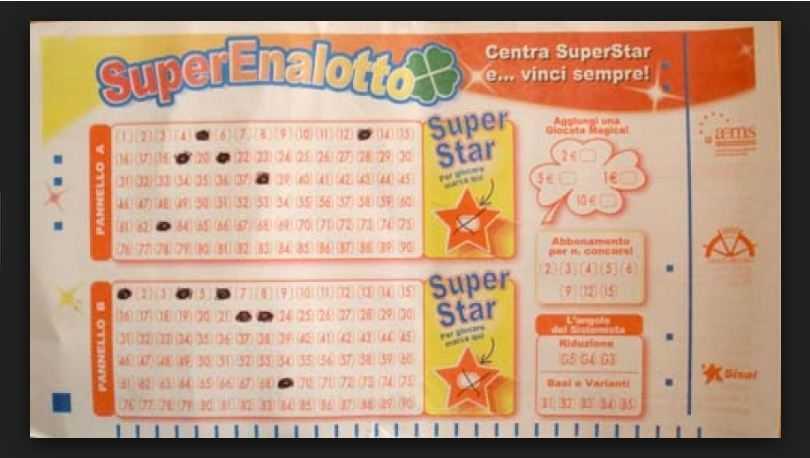 """Italiensk lotteri """"superenalotto"""" - hvordan kjøpe billett fra Russland"""