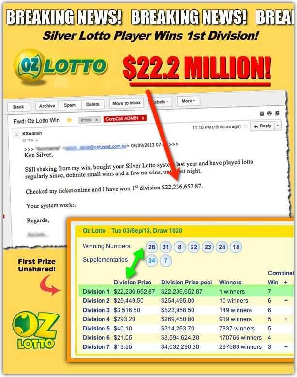 Offizielle australische Lotterien - wie man ein Ticket aus Russland kauft