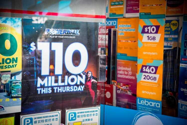 Powerball Australia Lottery - Le site officiel de loterie d'Australie, billets et résultats, Commentaires, jouer en ligne | gros lotos