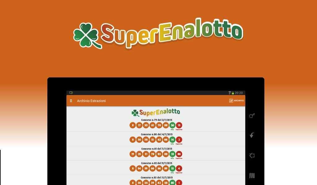 Лотерея superenalotto superstar — инстуркция: как играть из россии