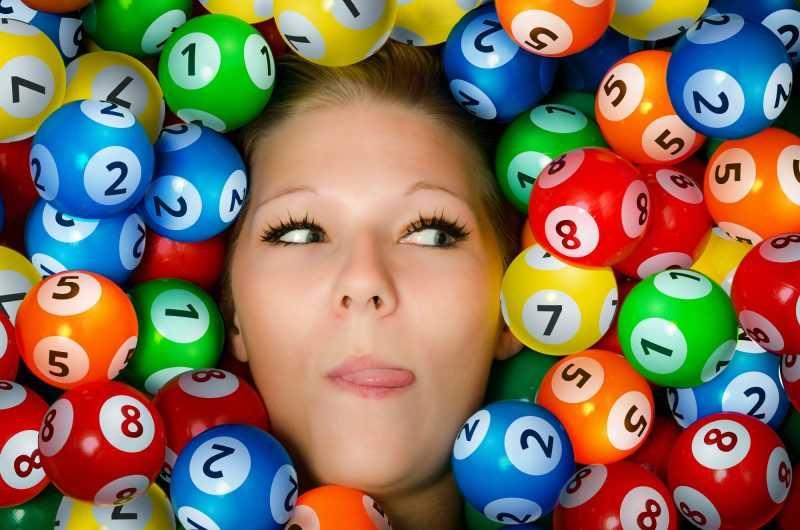 Американские лотереи. история.