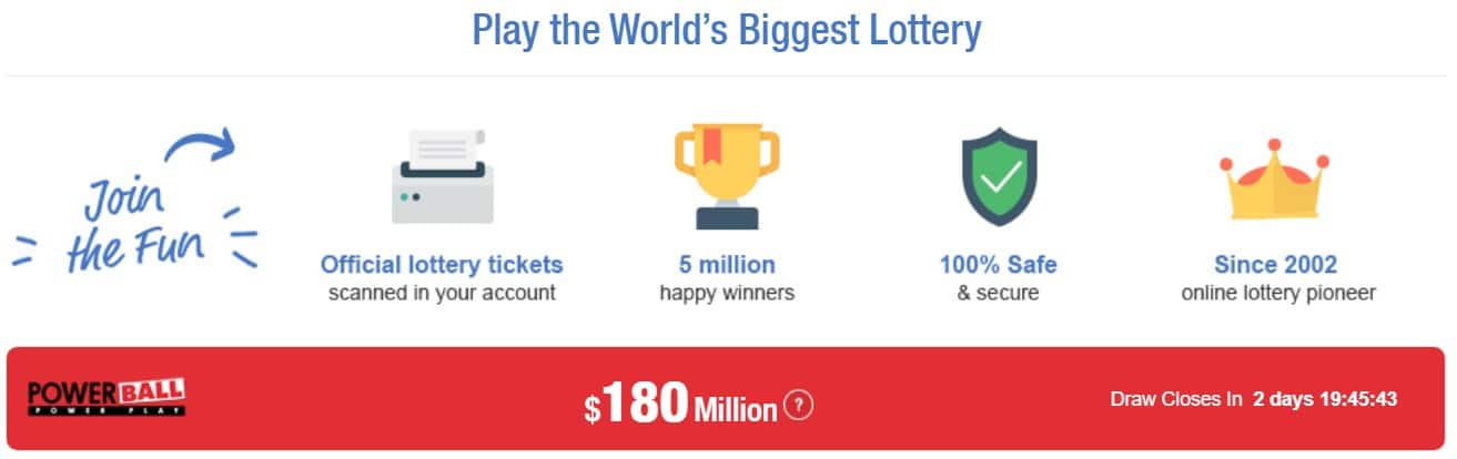 Powerball australia lottery - the official lottery site from australia, tickets and results, reviews, play online | big lottos