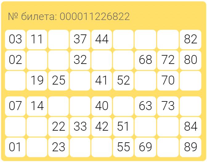 Španělská loterie euromillions (5 из 50 + 2 z 12)
