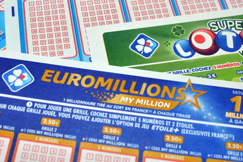 Euromillions - rút thăm đặc biệt và rút thăm liên quan