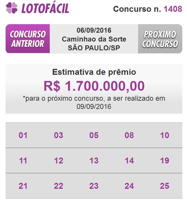Free lottery tips for brazil lotofacil