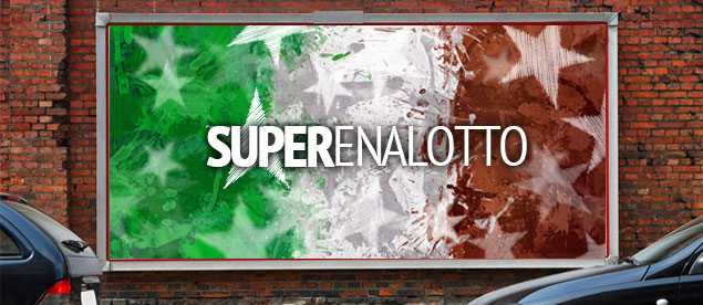 """ลอตเตอรี่อิตาลี """"superenalotto"""""""