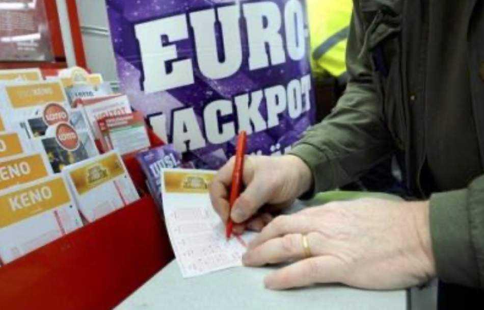 Архив лото евроджекпот за 2018 год