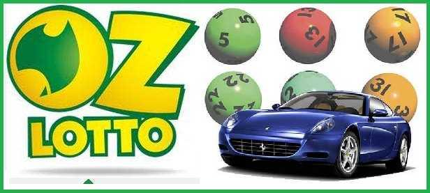 Australsk lotteri lørdagslotto (6 av 45)