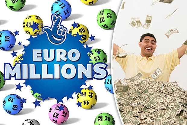 Euromillions superdraws - guaranteed nine-figure jackpots