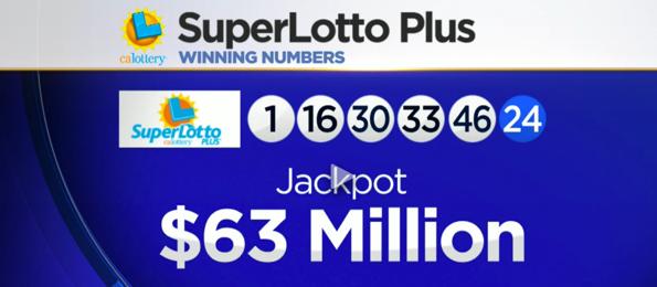 Super lotería de California
