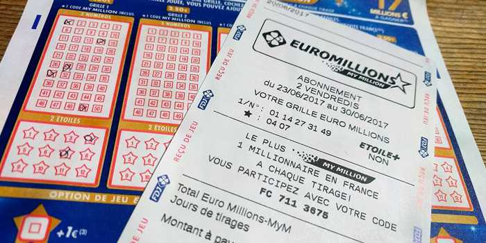 กฎลอตเตอรี EuroMillions | กฎของเกม