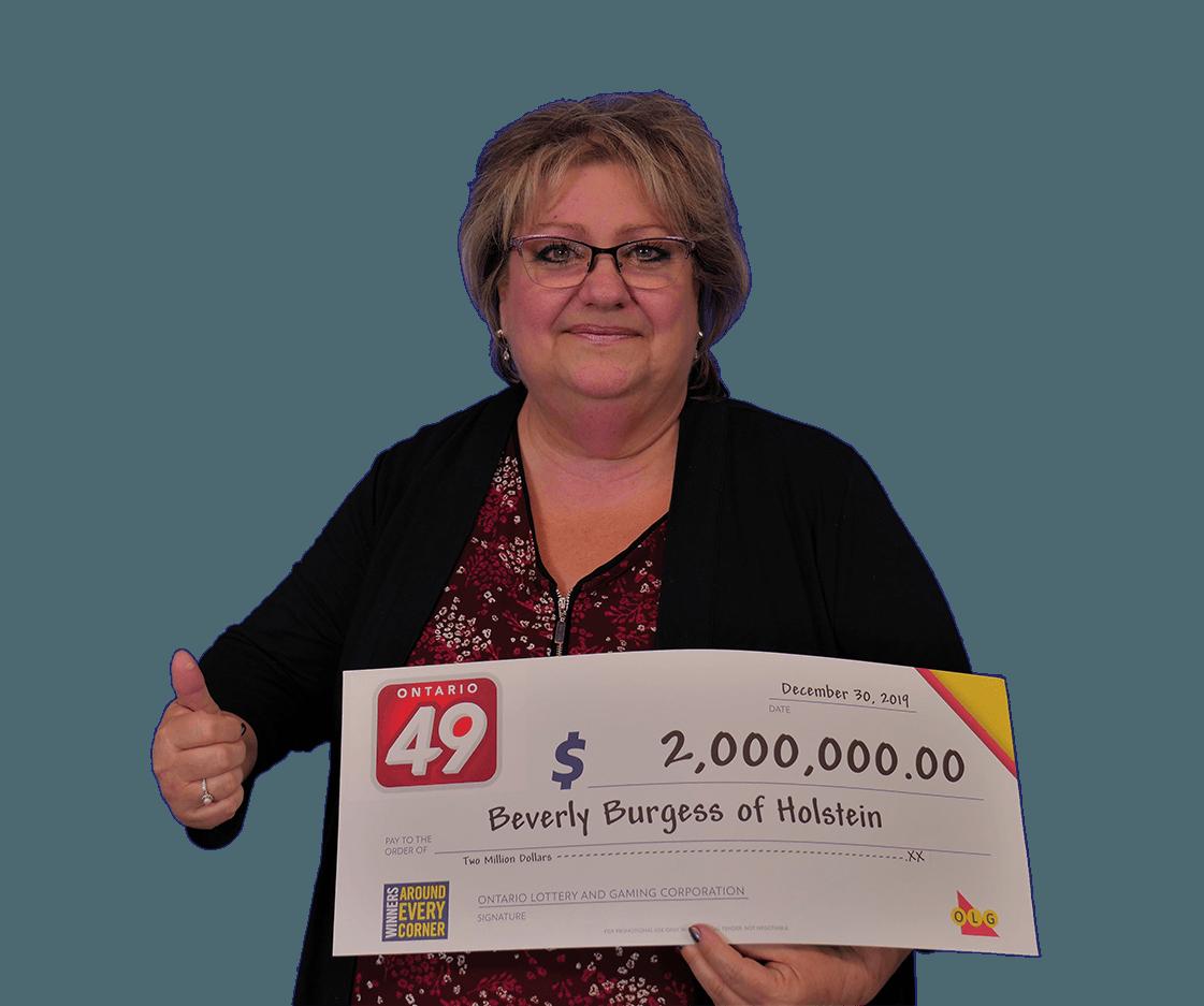 Canada ontario 49 lottery winning strategies